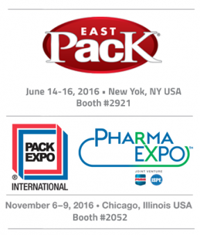 eastpach+Pack Expo 2016