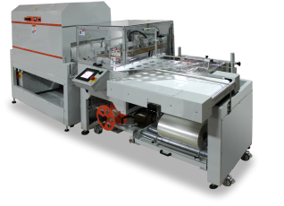 6700GLX Automatic L-Sealer with Clamco Shrink tunnel