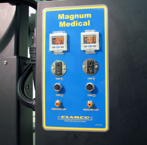 Magnum Medical Output Ports