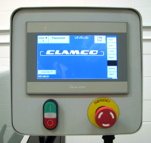 Magnum Medical Touchscreen