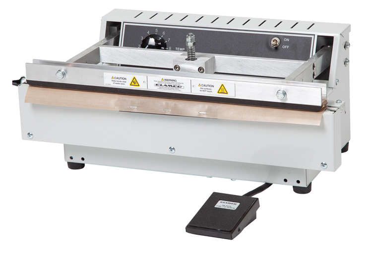 W-280 Motorized Polysealer Clamco