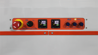 dual zone tunnel control panel option