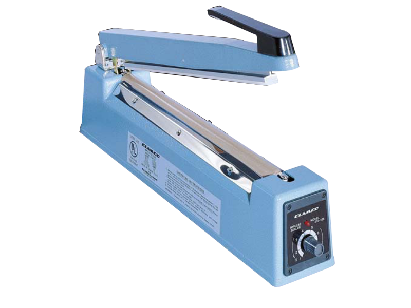 Clamco Model 210 Hand Bag Sealer