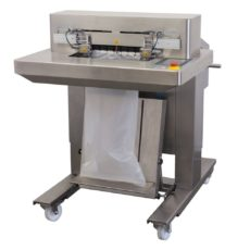 Rollbag R3200 HS Med Automatic Medical Bagger with stainless steel frame