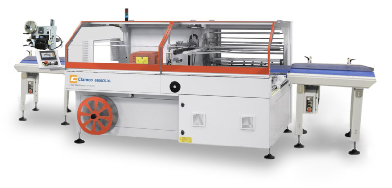 6800CS-XL Fulfillment Wrapper High Speed Poly Bagging System