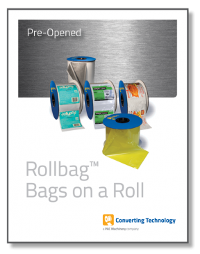 Converting Technology Rollbag Bags on a Roll Brochure