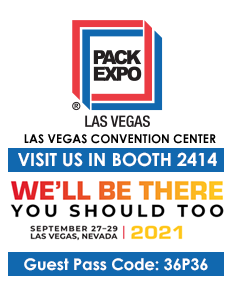 PACK EXPO Las Vegas Booth 2414