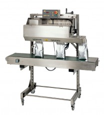 555 - with optional conveyor and stainless steel