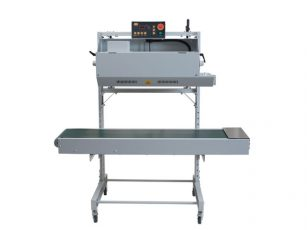 555 Vertical Band Sealer - front view