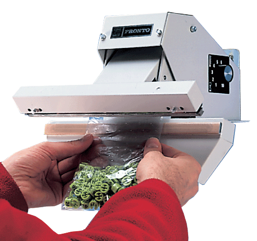 Audion Pronto Poly Bag Sealer