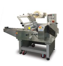 FW 350TC Flow Wrapper with stand