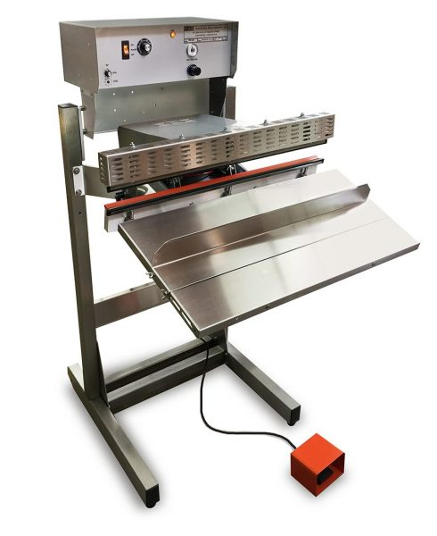 PB Constant heat sealer stainless steel