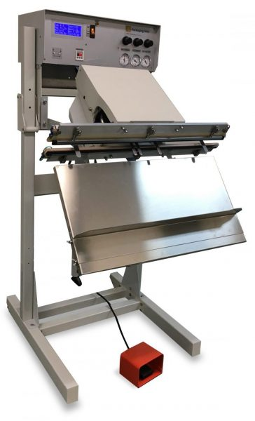 PVG Vacuum Sealer with SureSeal interface and other options