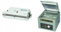 PAC PVT and Audion VMS Vacuum Sealers Vacuum Packaging Machines