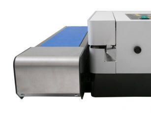 D545-Highest conveyor position relative to sealing bars for thin packages
