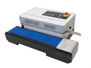 Audion D 545 AH Band Sealer Flexible rotary sealer that fits on a table