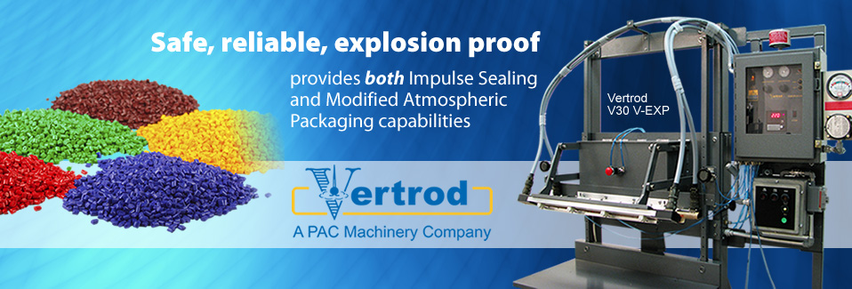 Vertrod Thermal Impulse Heat Sealers