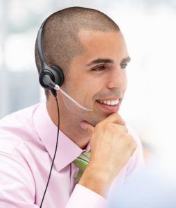 PAC customer service experts