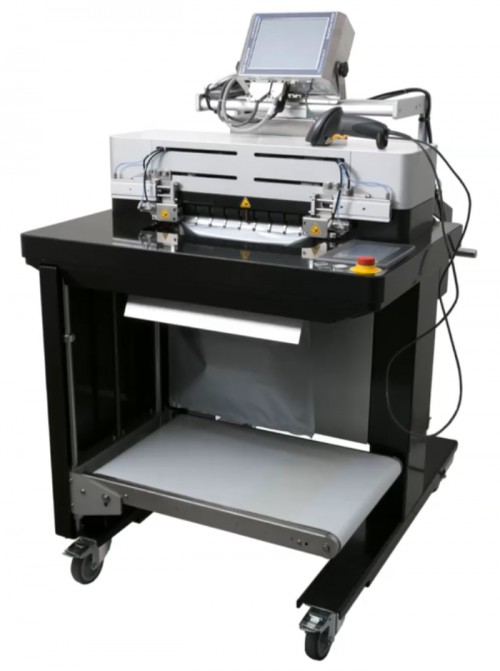 the Speedpack bagger is designed specifically for mail order fulfillment.